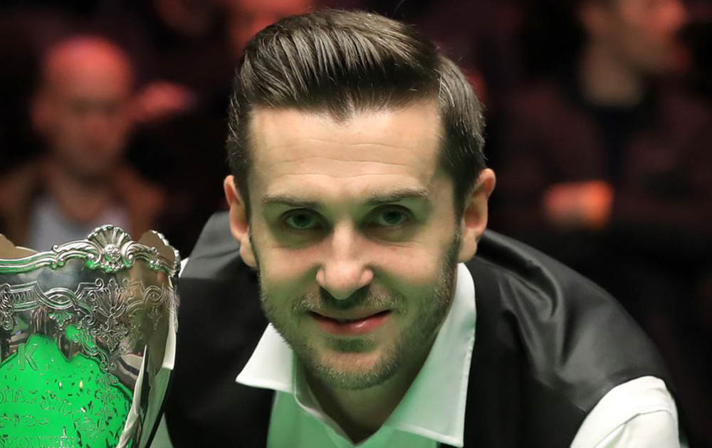 Mark Selby wins the WPBSA The Masters 2010
