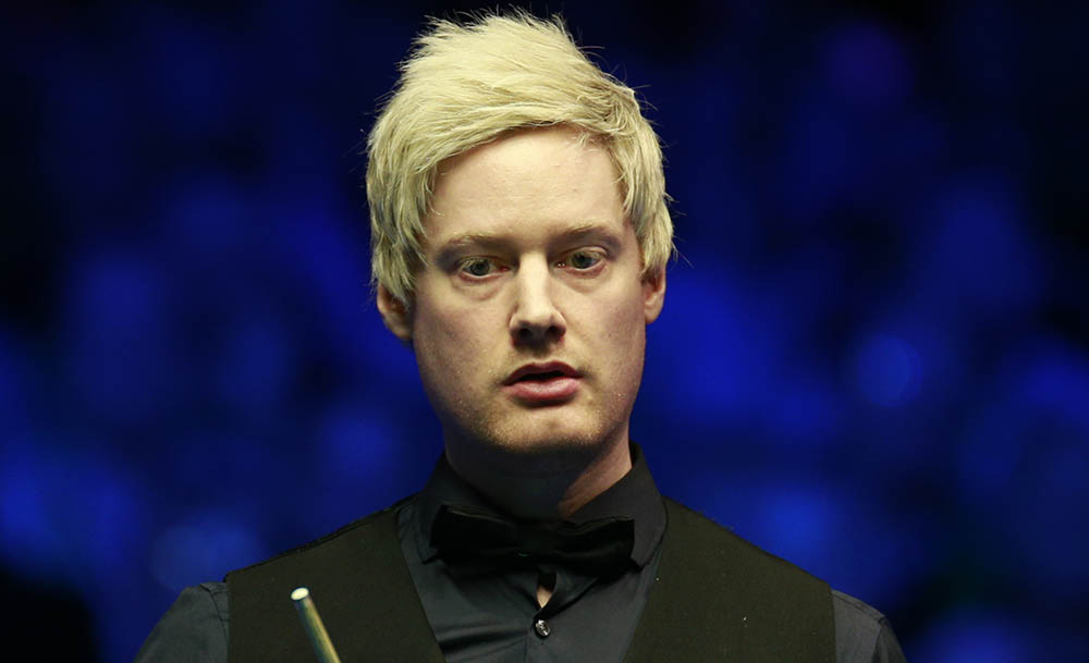 Neil Robertson wins the WPBSA Wuxi Classic 2013