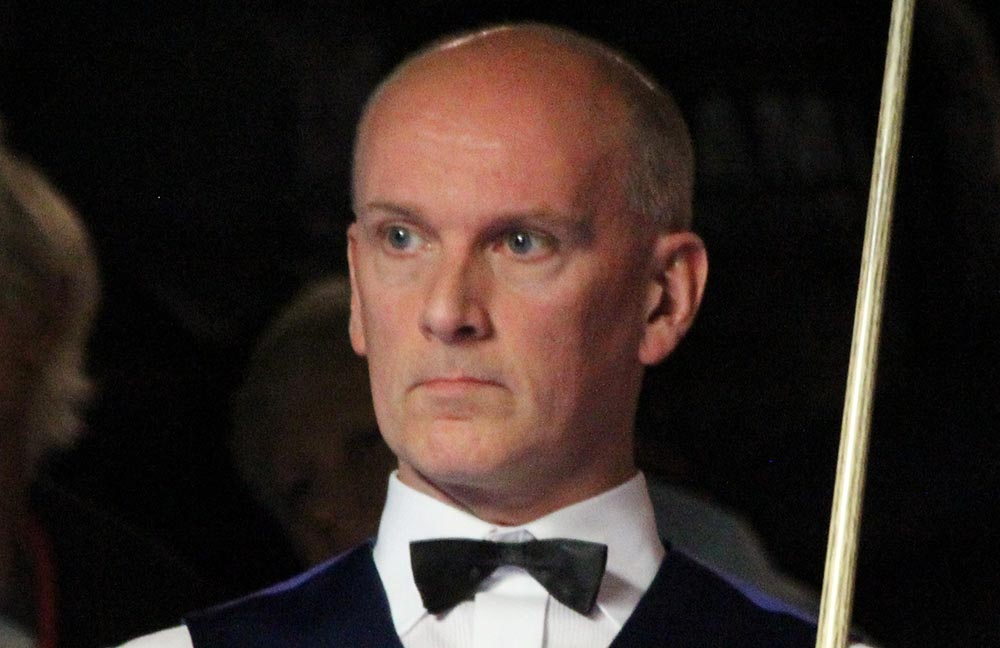 Peter Ebdon wins the WPBSA China Open 2012
