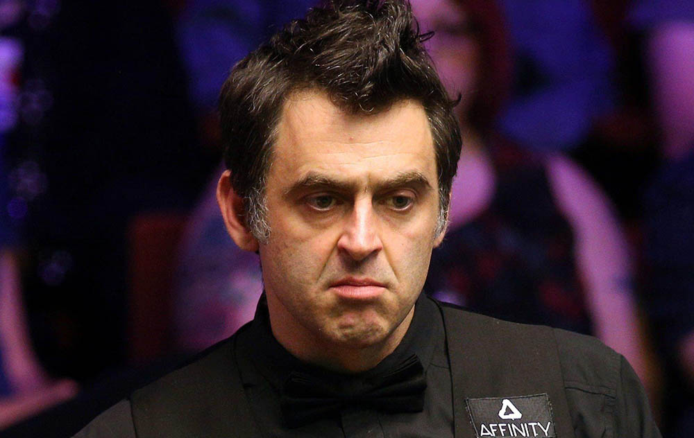 Ronnie O'Sullivan wins the WPBSA The Masters 2014
