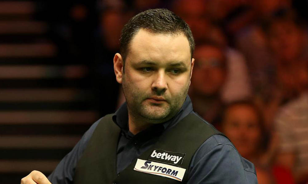 Stephen Maguire wins the WPBSA Players Tour 12 2012