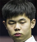 Yuan Sijun Snooker World Ranking